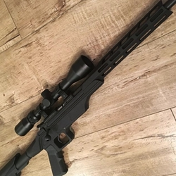CZ-455 Factory Seconds CZ455 chassis, rimfire chassis, 22lr chassis,